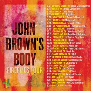 Fireflies+Tour