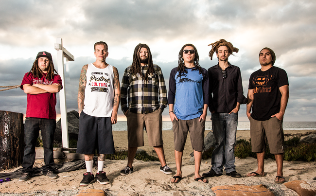 tribal seeds press photo