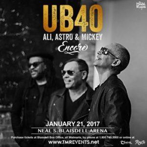 UB40-Encore