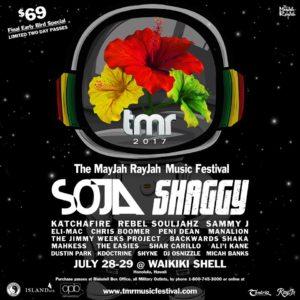 TMR Festival Lineup