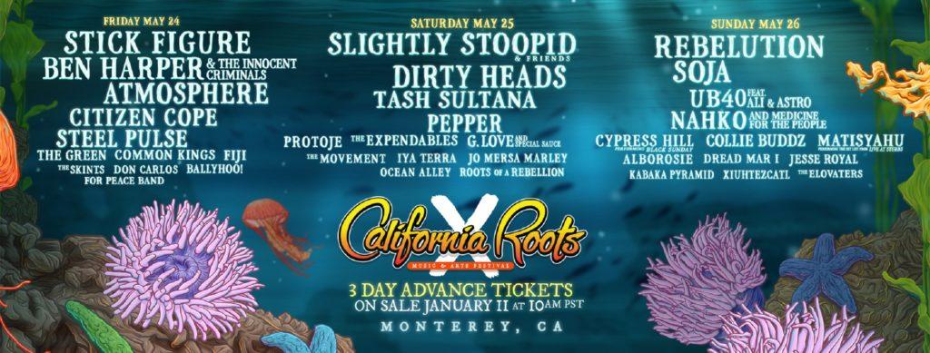 Cali Roots X