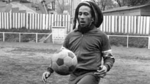 Bob Marley Soccer