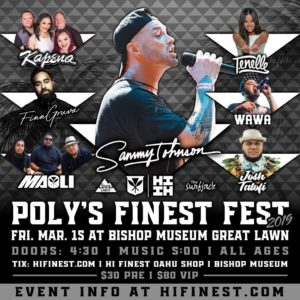 Poly's Finest Fest 2019