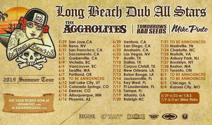 LBDA Tour Dates